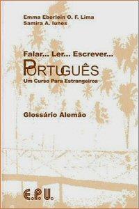Falar Ler Escrever - Glossar Portugiesisch - Deutsch