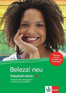 Vokabeltrainer - Beleza!: Brasilianisches Portugiesisch für Anfänger.